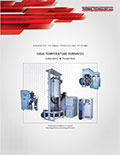 Thermal Technology High Temperature Furnaces Brochure